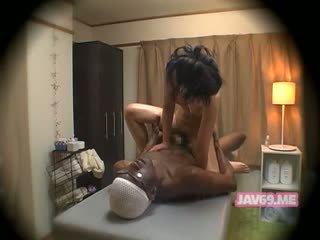 अडॉरेबल हॉट कोरियन बेब having सेक्स