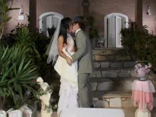 新娘 alessandra ribeiro 在 mutual 行動