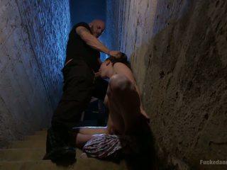 ال خاطئ stairwell: حر kink عالية الوضوح الاباحية فيديو 28