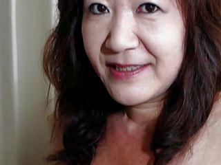 Japonais vieille shows seins et chatte, hd porno ae