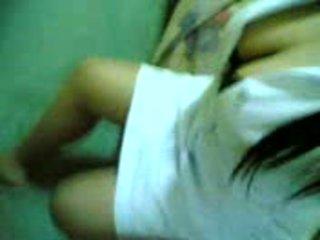 Asiatico asiatico pinay infermiera con superb grande tette