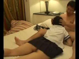Japanilainen korkeakoulu tyttö perseestä jälkeen koulu video-