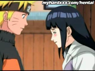 Naruto fucks hinata