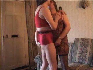 Shameless crossdressers w gorące wideo