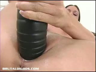 see brunette, you toys free, anal more