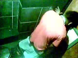 Drunken Black Chick Fucked In A Night Club Toilet During a Party Video