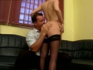 Sexy German Aunt Yolanda