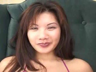 Old guy fucks a hot Thai girl Jay