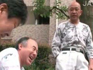 japonisht, vjetër + rinj, brekë