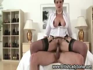 any british ideal, cumshot most, hottest femdom