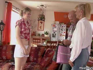 sexo adolescente, jovem, sexo grupal