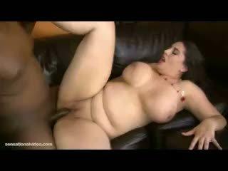 brunette, store bryster, bbw